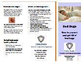 Free Bedbug Notice