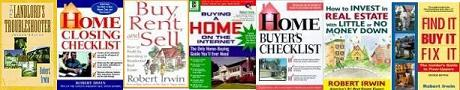 Robert Irwin Real Estate Books