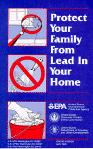 Free Lead paint EPA booklet for tenants