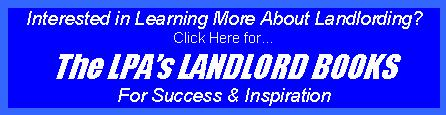 landlord books, landlording, landlord information, landlord tenant law, evictions