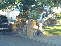 Move-out Debris
