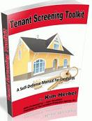 Tenant Screening Toolkit, By Kim Herbel