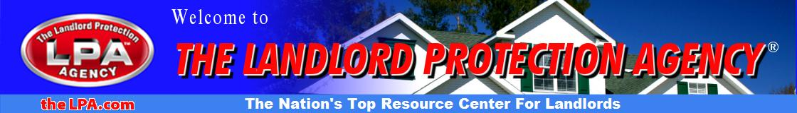 LANDLORD PROTECTION AGENCY, The Nations Top Resource for Landlords
